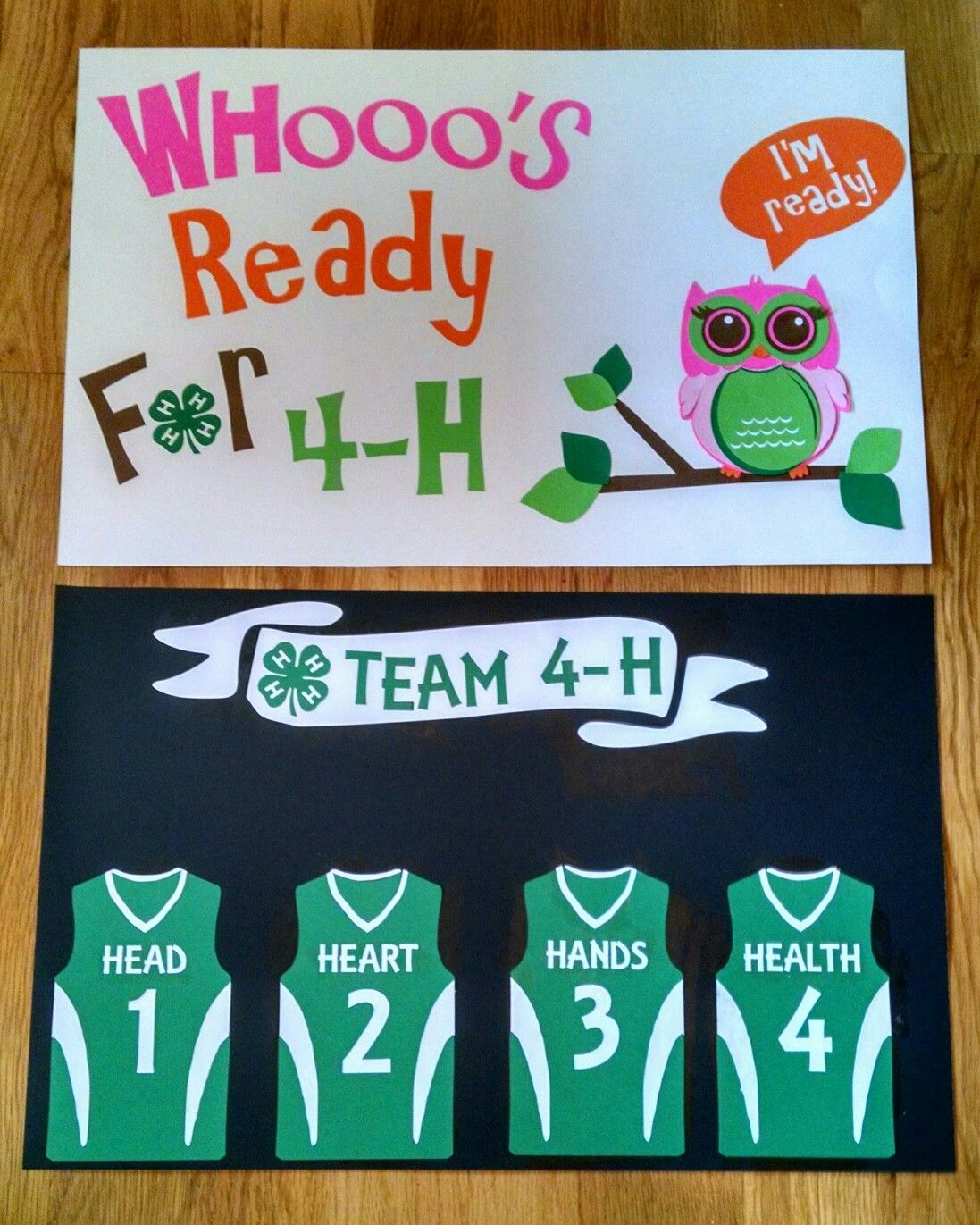 whooo's ready for 4-h?/team 4-h | 4h banner ideas | pinterest | 4 h