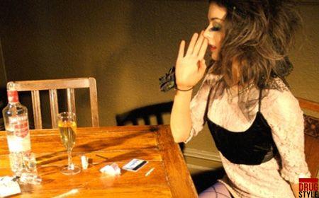 Sex drugs snort