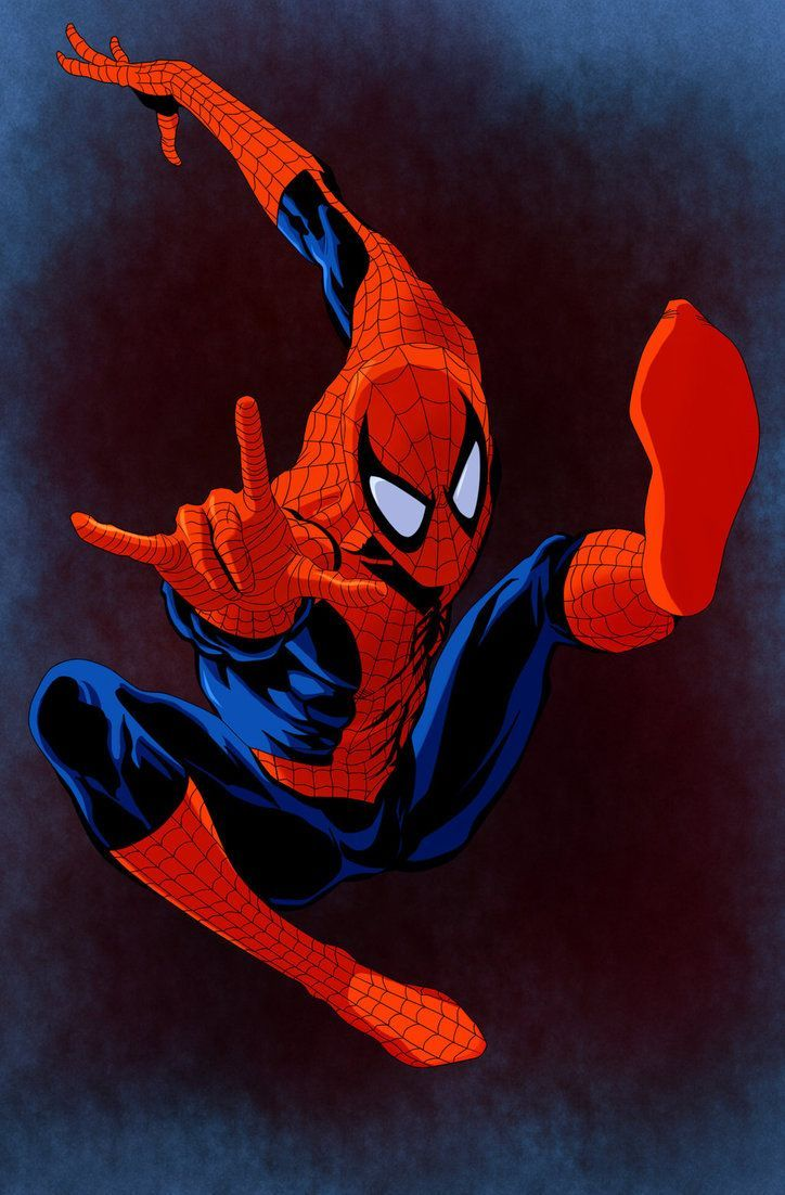The Amazing Spider Man by tarantinoss on DeviantArt Visit to grab an amazing super