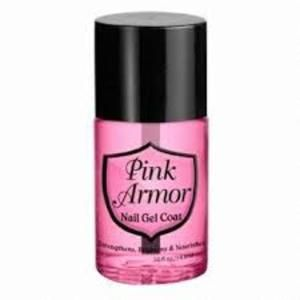Pink Armor Nail Gel- Walgreens, Walmart, Target, etc carry for $10 ...