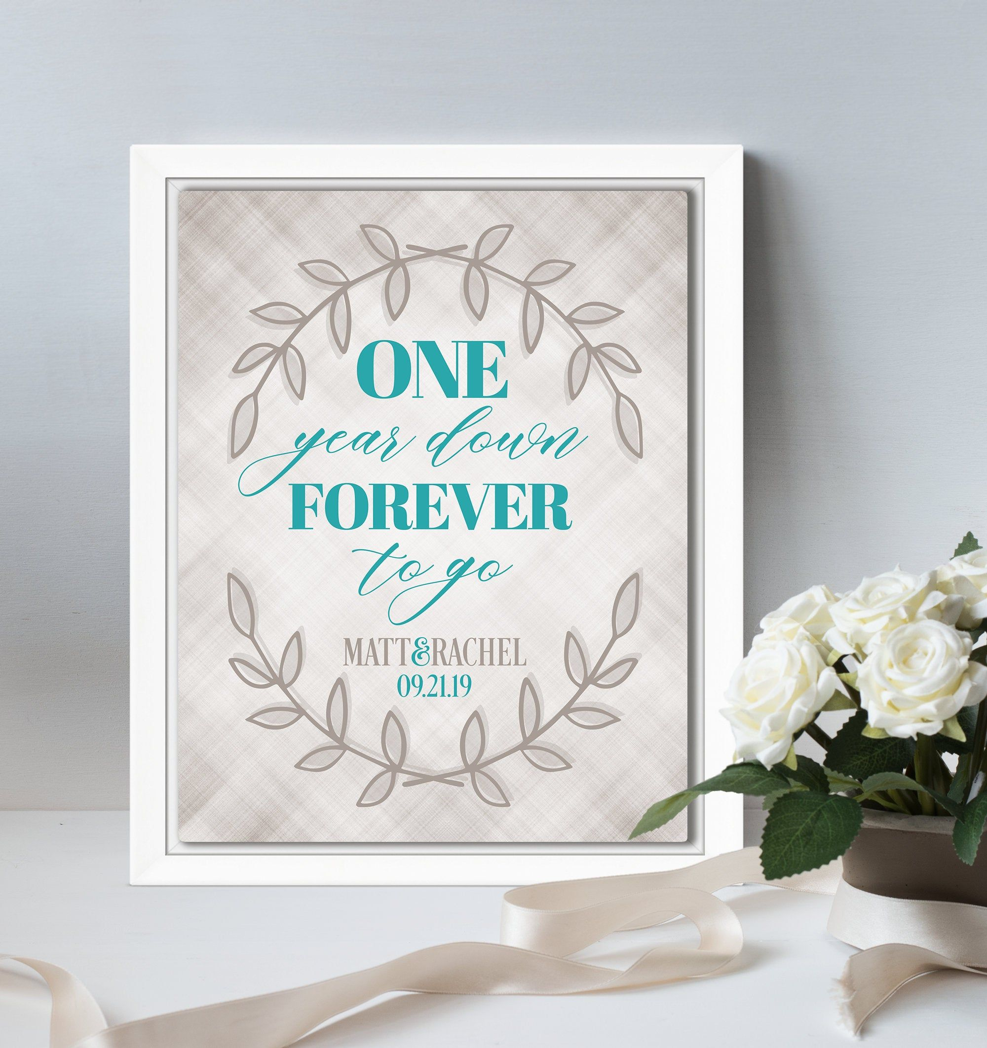 First Anniversary Together 1 Year Anniversary Gift For Boyfriend Girlfr Boyfriend Anniversary Gifts Anniversary Quotes For Boyfriend Dating Anniversary Gifts