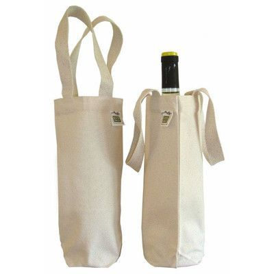 The Bottle Bubble Protector For 2 Bottles Wine Tote Bag Canvas Bags Wholesale Wine Tote