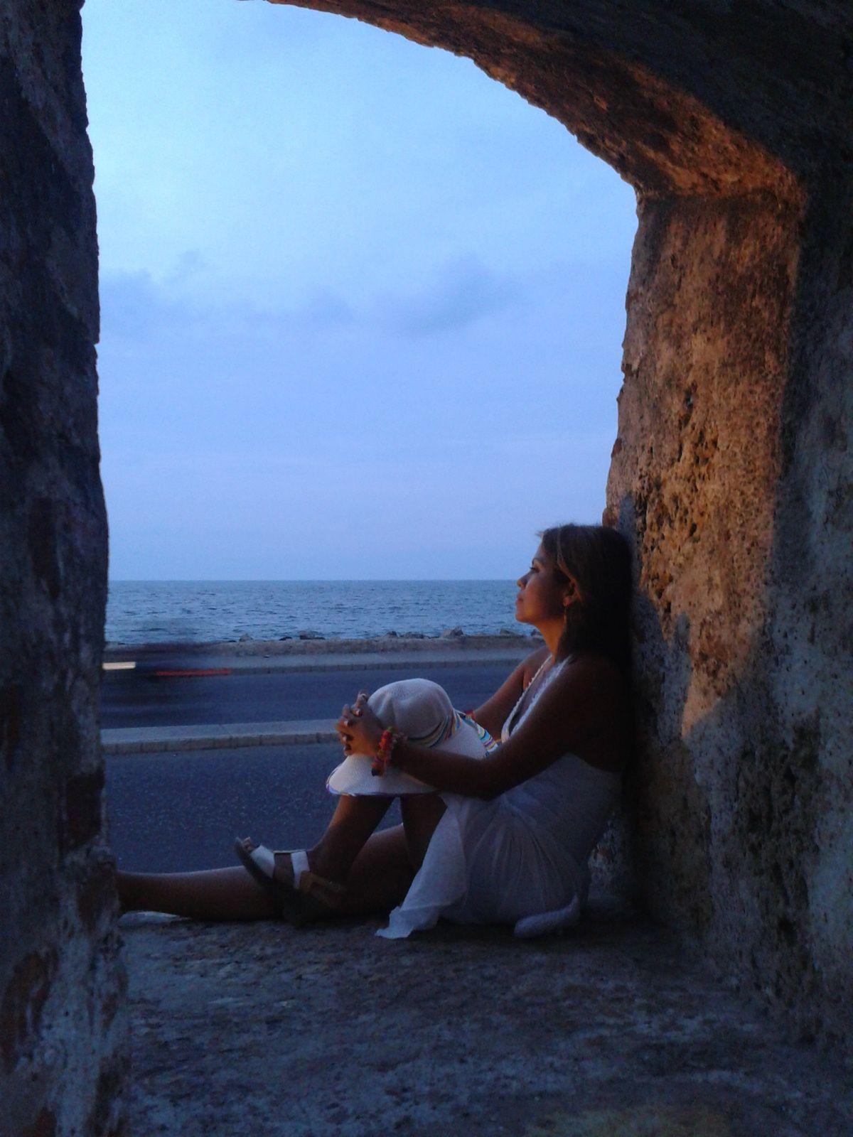 viajando al pasado en la ciudad amurallada - Cartagena