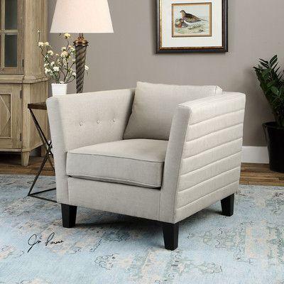 Brayden Studio Sheehan Modern Arm Chair