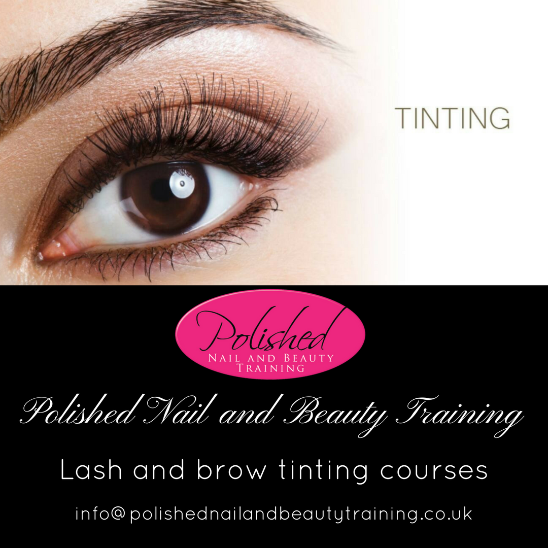 Lash And Brow Tinting Courses Available Contact Us Info
