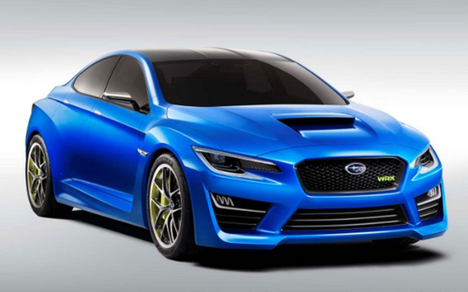 2014 subaru wrx concept the wrx adopts a body 2014 subaru wrx concept the wrx adopts a body style that most carmakers like to call a four door coupe