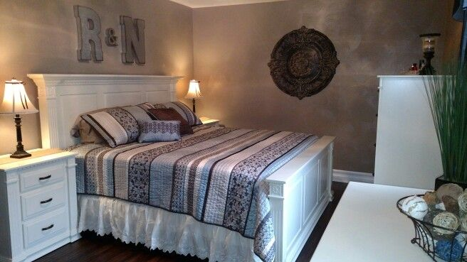 New Bedroom Set From Yoder S Oak And Cherry Apple Creek Ohio