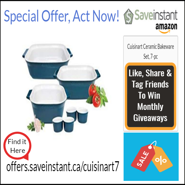 Cuisinart Ceramic Bakeware Set 7 Pc Ceramic Bakeware Bakeware