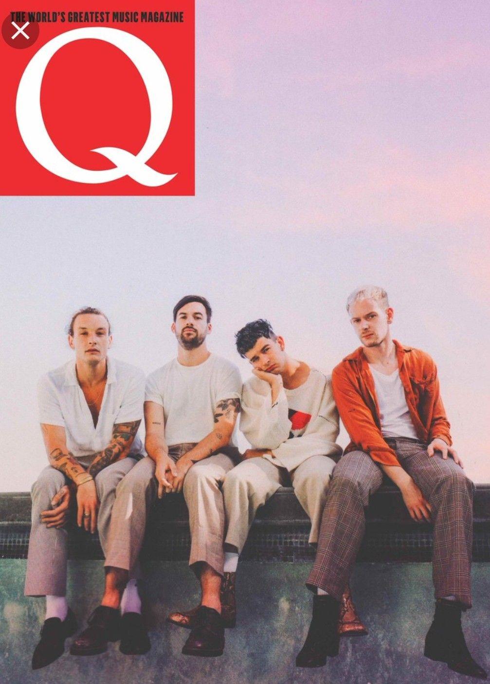 The 1975 for Q Magazine NOV. 2018 MFC Era in 2019 Band