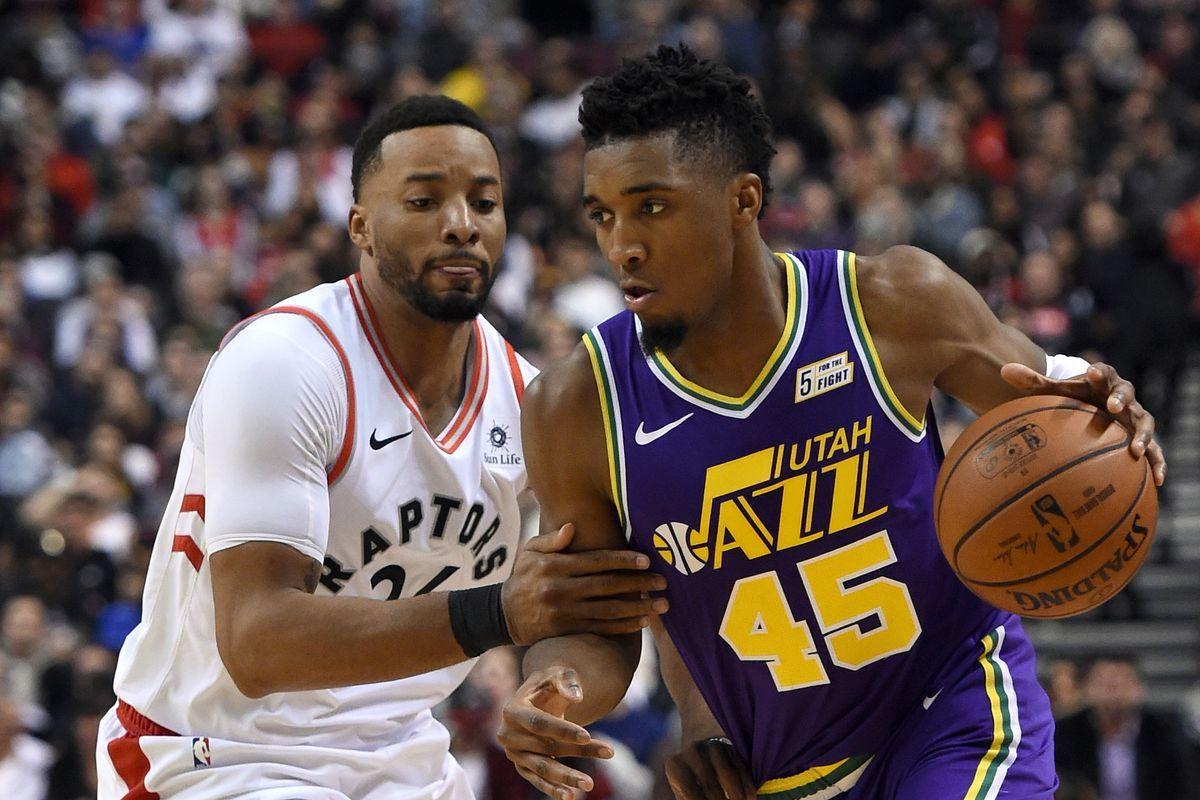 Utah Jazz vs Toronto Raptors NBA Odds and Predictions
