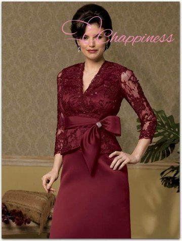 Pinterest vestidos para mama de la novia