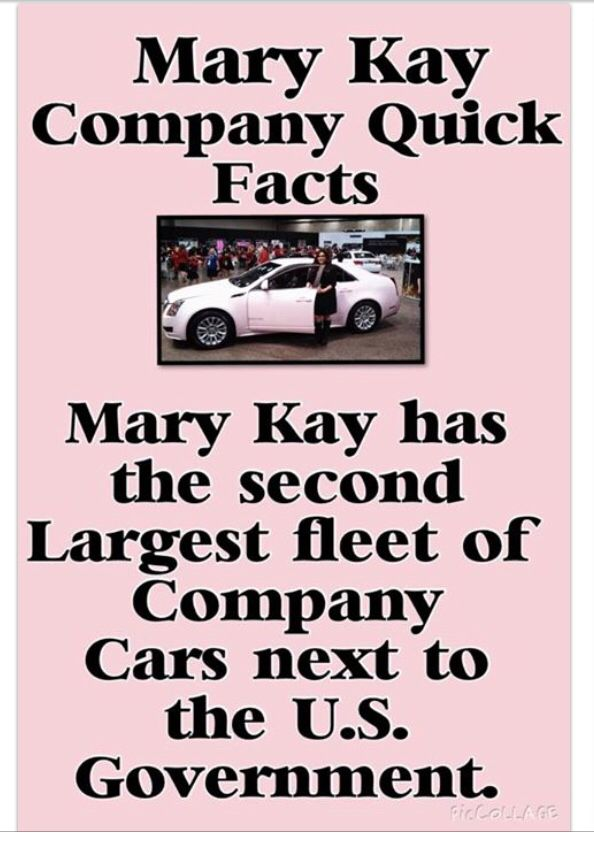 Mary Kay Facts http://www.marykay.com/lisabarber68 Call or text 386-303-2400