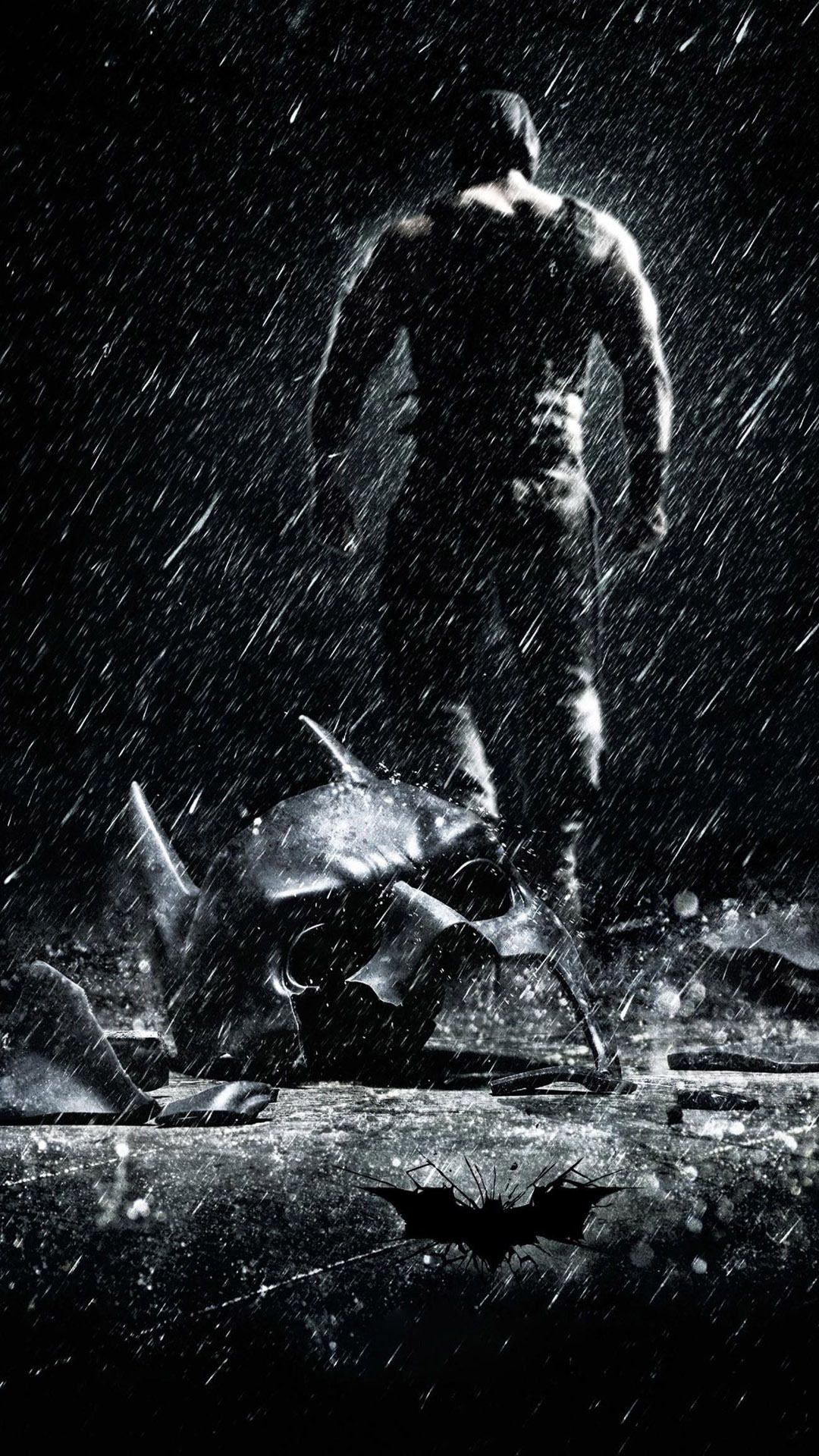 Bane The Dark Knight Rises Mobile Wallpaper Dark Phone