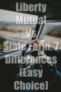 Liberty Mutual Car Insurance Quote Pleasing Liberty Mutual Vs State Farm  Liberty Mutual Liberty And Farming