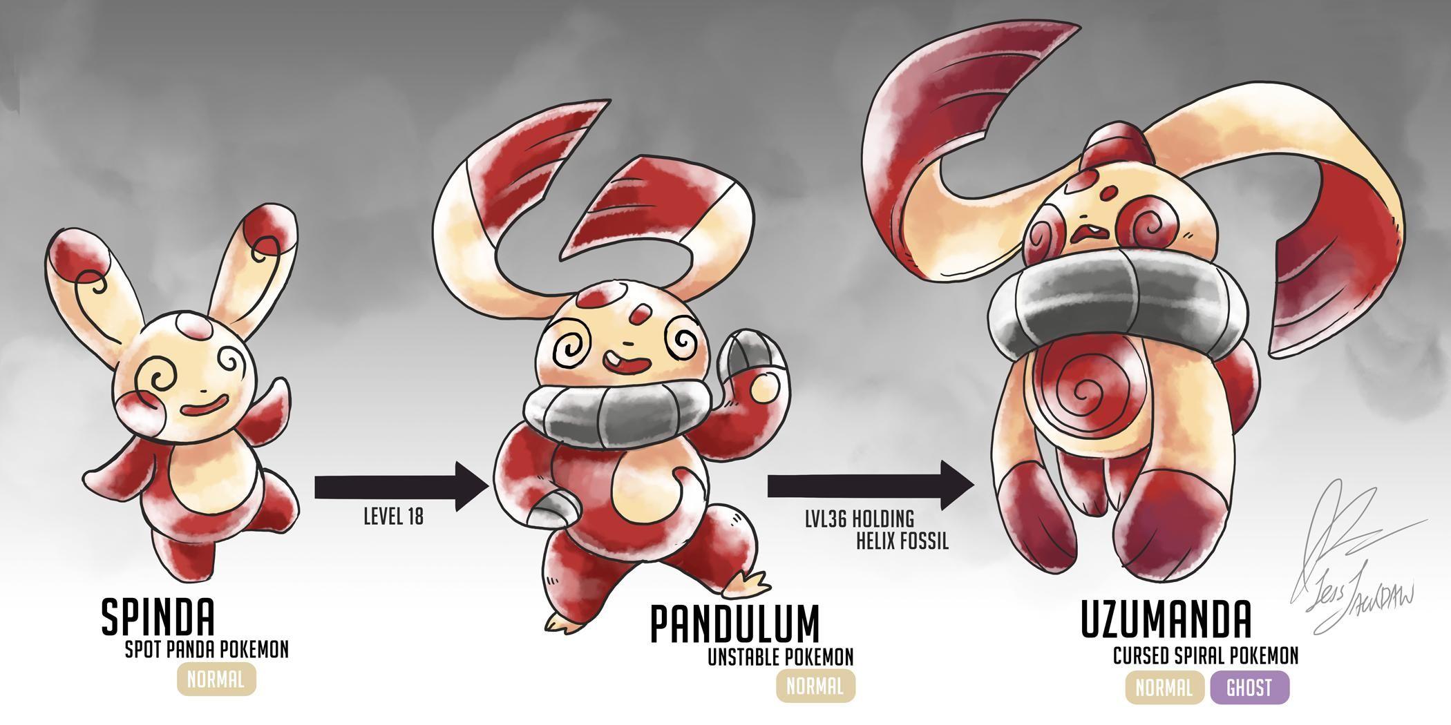 spinda pokemon go forms