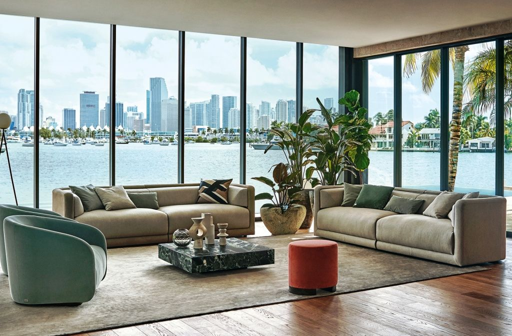 Fendi Living Room
