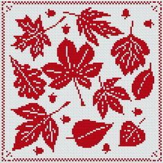 fair isle cross stitch charts - Google Search