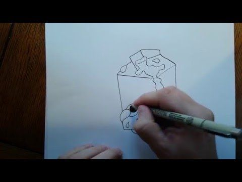 shopkins ultra rare spilt milk drawing for kids youtube