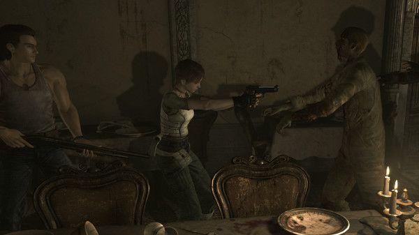 Resident Evil Zero HD Remaster Crash fix, Black Screen