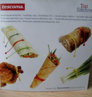 Cordones de silicona Tescoma