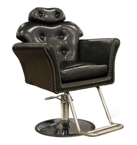 Noble All Purpose Chair in Antique Black: Salon Chair $397.57 (1) - Noble All Purpose Chair In Antique Black: Salon Chair $397.57 (1