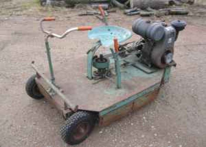 Vintage 50's Snapper Lawn Mower - $800 (Marshfield) for Sale in Wausau ...
