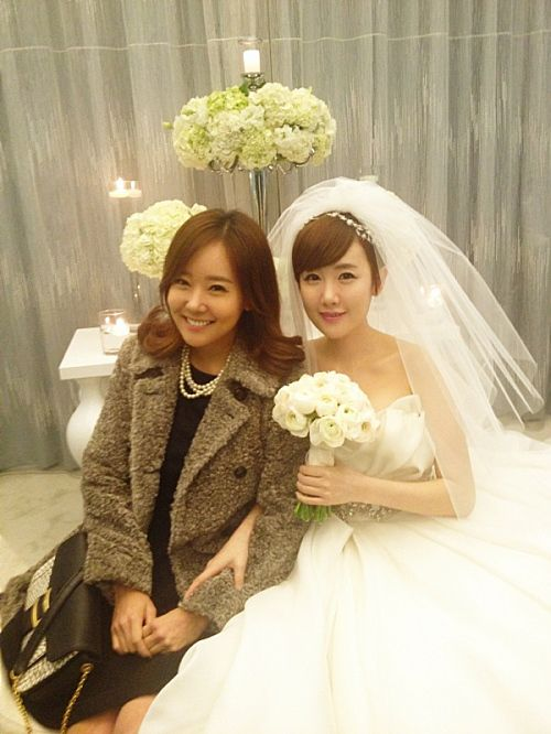 Haha And Byul Get Married With An Array Of Stars Turning Up K Flower Girl Dresses Got Married Wedding Dresses