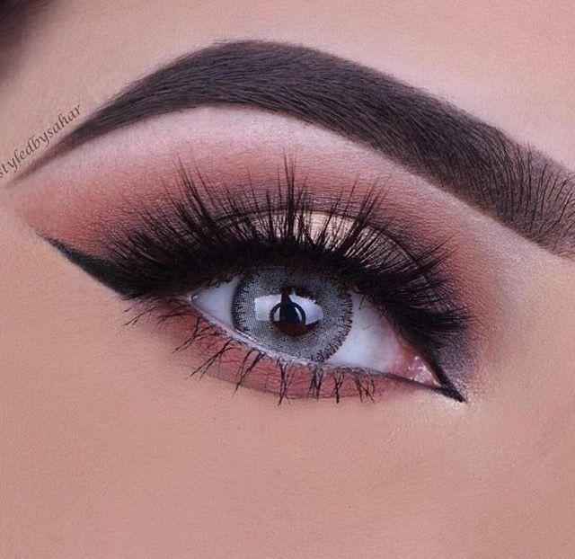 11 Maquillaje para ojos de dia