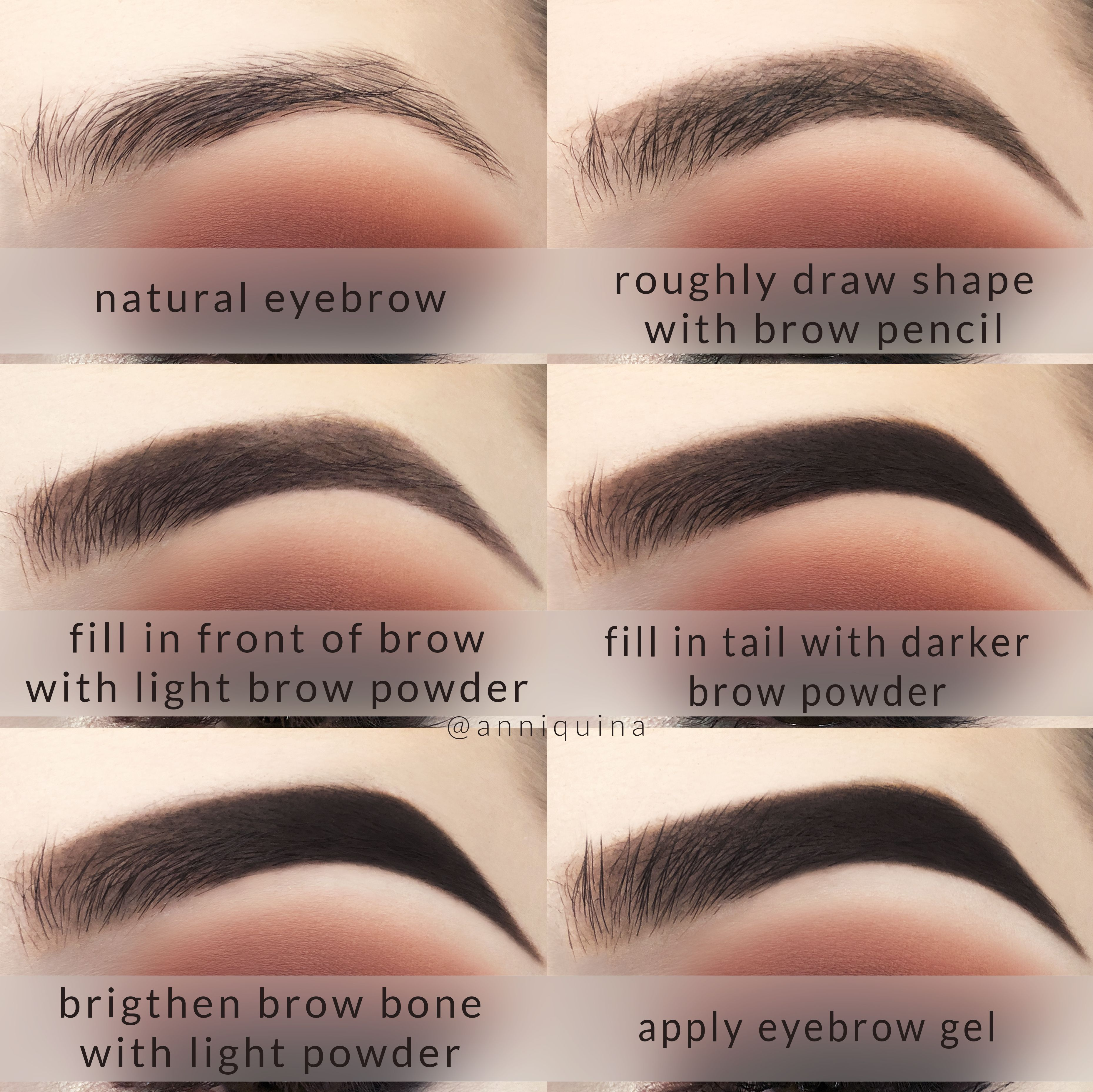 Eyebrow Tutorial Eyebrows Eyebrow Tutorial Eyebrow Gel