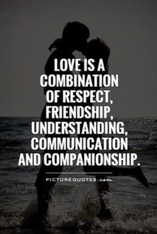 Love is combination