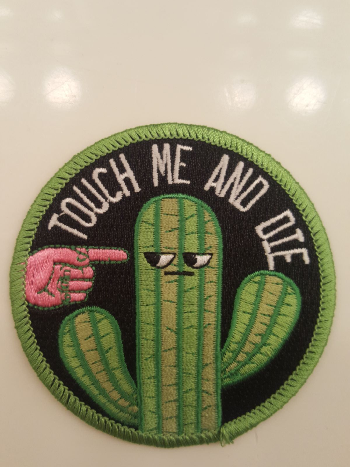 """STAR WARS Movie Title Logo 3 1//2/"""" Wide Embroidered PATCH"""