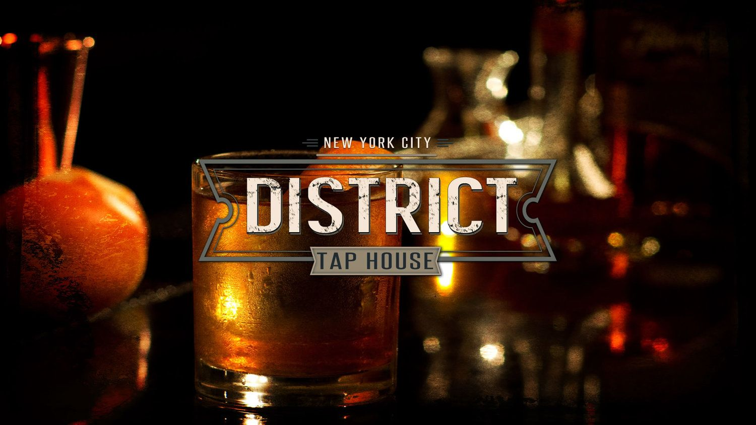 Nyc District Tap House House Moscow Mule Mugs Glassware