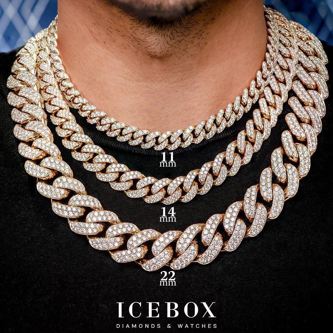Icebox Diamonds Watches On Instagram Which Size Miami Cuban