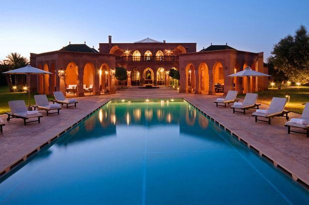 Amazing Magnificent Villa For Rent Just Outside Marrakech