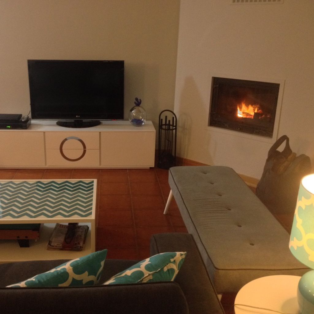 Decoração Integral – Sala de estar + Sala de jantar | Silvia Home Decor