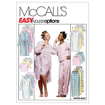 Mccall Pattern M2476 Y (Sm-Med--Mccall Pattern