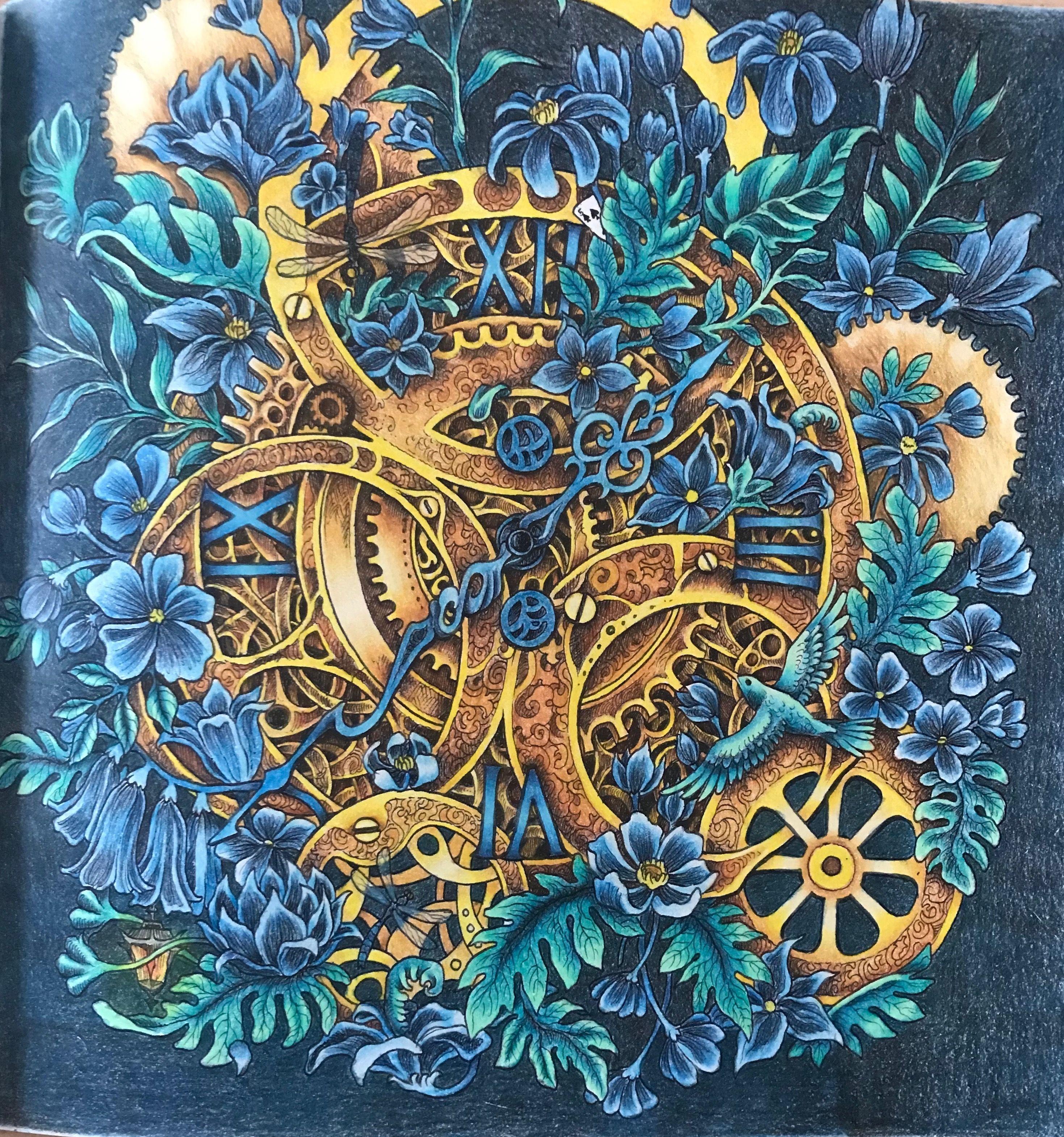 Fantomorphia - Kerby Rosanes   Coloring book art, Manga ...