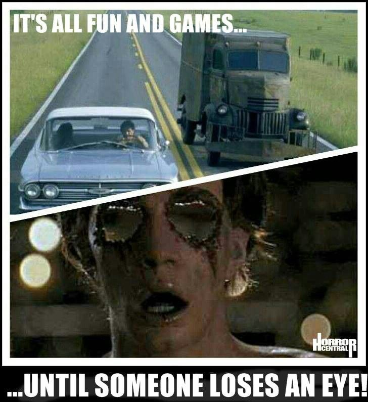 Jeepers Creepers Horror Movies Memes Scary Movie Characters