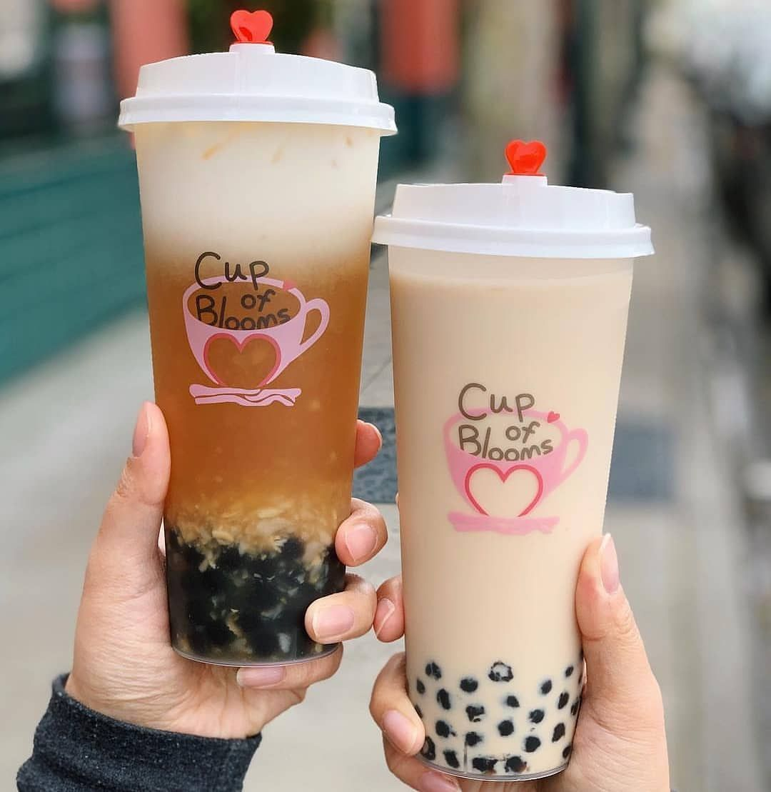 "Bubble Tea La on Instagram: ""Looking tasty"
