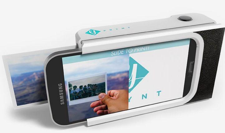 Prynt: trasforma il tuo smartphone in una Polaroid e stampa istantaneamente le tue foto.