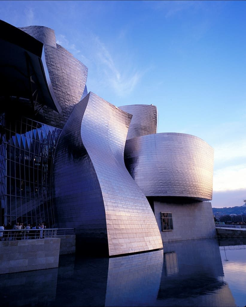Guggenheim Museo.Museo Guggenheim Bilbao Spain Cool In 2019 Guggenheim Museum