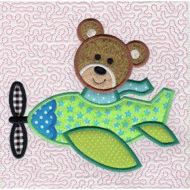 Embroidery Applique
