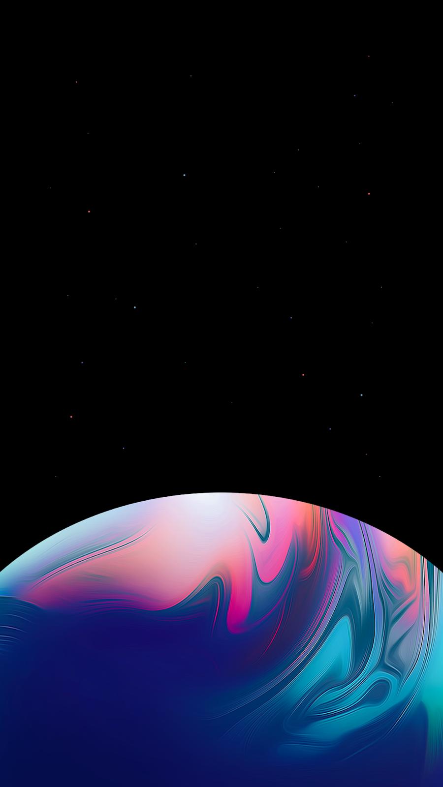 Space 2 by AR72014 (iPhone X/XS/XR/XSMAX) Telefon