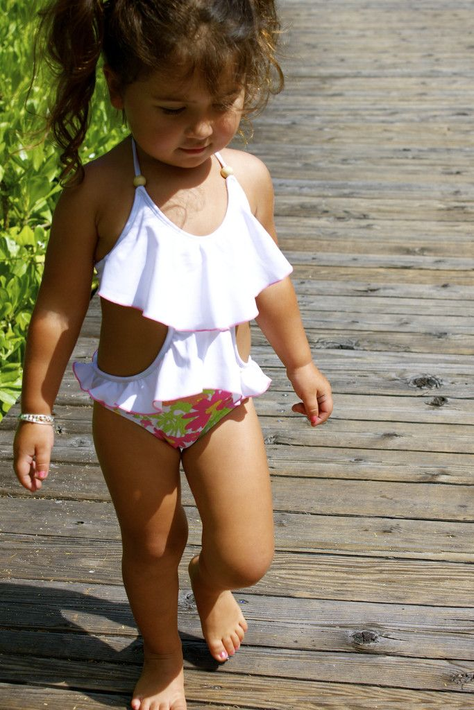 This Is The Sweetest Monokini With A Dou - Kids
