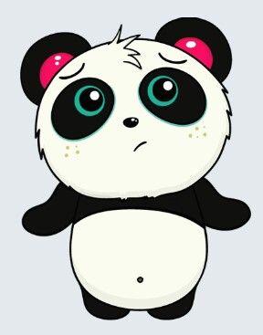 Confused Panda Cartoon Panda Cute Panda Wallpaper Panda Funny