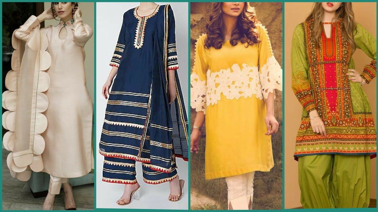 Very Stylish Upcoming Simple Dress Designing Ideas In 8  Lace