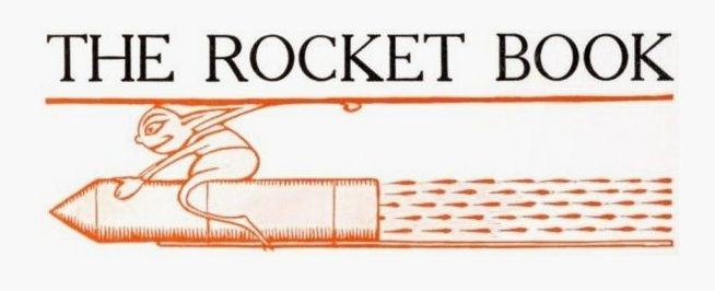 Rocket Book by Peter Newell (1912)