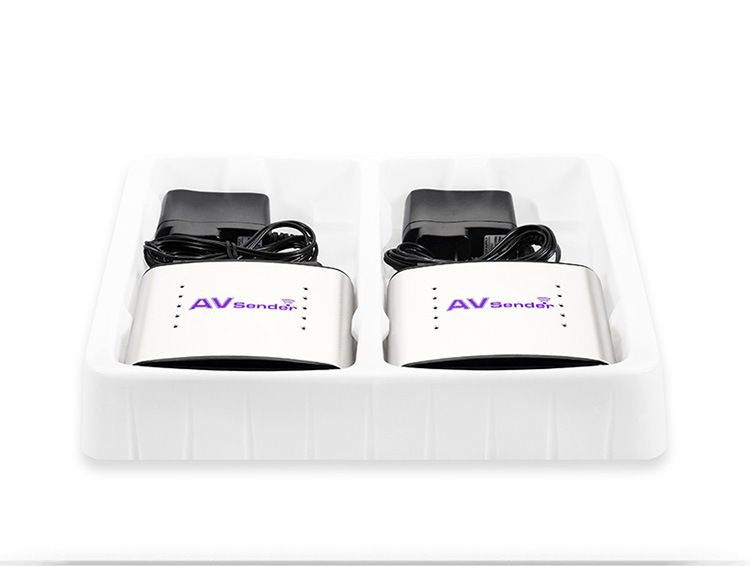 2.4 천헤르쯔 150 메터 디지털 STB 공유 장치 무선 AV 송신기 수신기 오디오 VideoTV 방송 EU 미국 영국 AU 플러그 PAT330