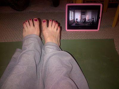 yoga online! :) yogo.tv @laurensyoga