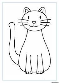 Cat Outline Printable Cat Outline Printable Google Search